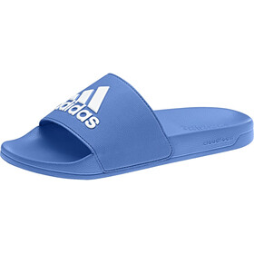 adidas Adilette Shower Sandalias Hombre, true blue/footwear white/true blue